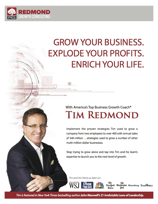 RGC Business Growth Info Package - Page 1