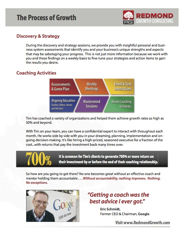 RGC Business Growth Info Package - Page 6