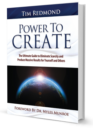 Power to Create book