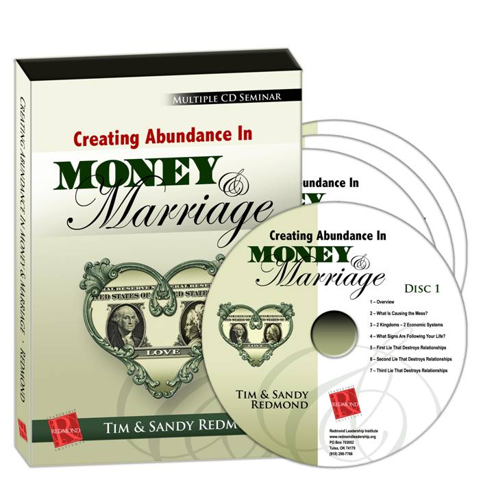 Creating Abundance in Money & Marriage