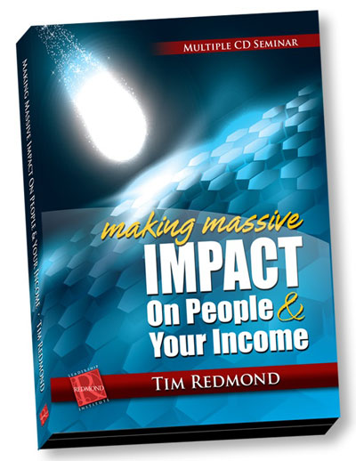 Making Massive Impact on People & Your Income
