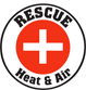 Rescue Heat and Air logo